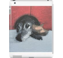 Waiting to Play iPad Case/Skin