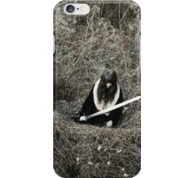 Throne Of Thorns iPhone Case/Skin