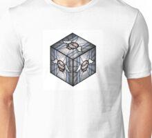 Rebirth Angel Isaac Cube Unisex T-Shirt