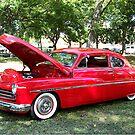 1950 Mercury 2-Door Coupe by Glenna Walker