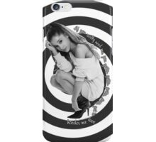 Love Me Harder iPhone Case/Skin