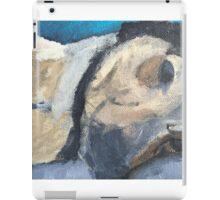 K's dog iPad Case/Skin