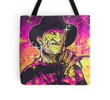 Neon Horror: Freddy  Tote Bag