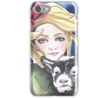 Baa Baa Black Sheep iPhone Case/Skin