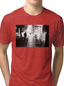 Diary of a Stray Dog 2006-20XX #018 Tri-blend T-Shirt