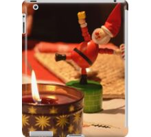 A touch of Christmas iPad Case/Skin