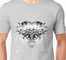 Buddha Eyes (Old Skool Design No Werdz) Unisex T-Shirt