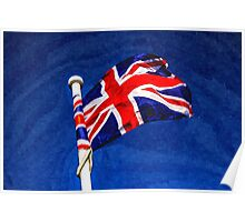 Union Flag Poster