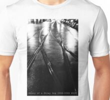 Diary of a Stray Dog 2006-20XX #024 Unisex T-Shirt