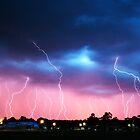 Lightning Storm by Joel Bramley