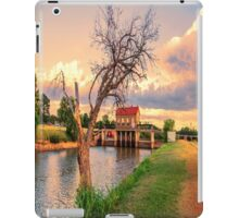 The Tree on the Dam iPad Case/Skin