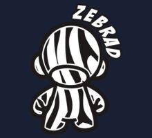 Zebrad Kids Tee