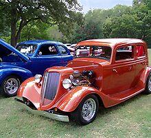1934 Ford Vicky by Glenna Walker