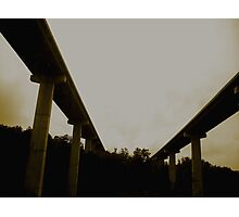 """Highway in the Sky"" Photographic Print"