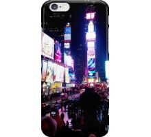 Times Square - New York iPhone Case/Skin