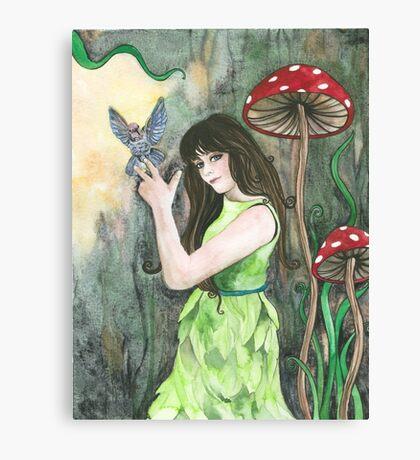 Kyla Fae Canvas Print