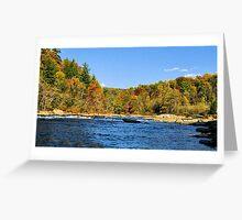 Fall's Beauty Greeting Card