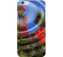 Tim Hendersons Abstracts  Rose Reflect iPhone Case/Skin
