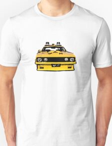 Mad Max pursuit car Unisex T-Shirt