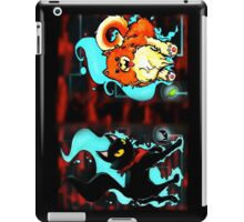 Sissel and Missile iPad Case/Skin