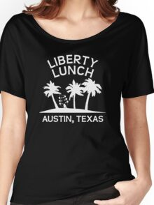 Liberty Lunch (Austin, Texas) Women's Relaxed Fit T-Shirt