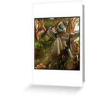 Ionia - After The Snail Hunt Greeting Card