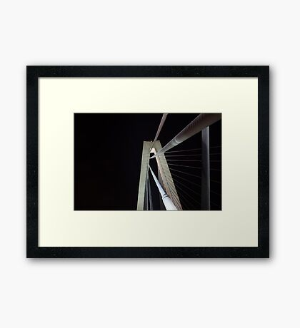 Suspension 2 Framed Print