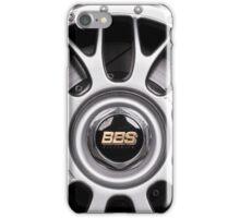 Racing car alloy wheel iPhone Case/Skin