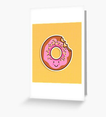 YUMMY! Greeting Card