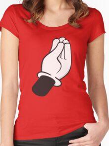 GOT 'EM Women's Fitted Scoop T-Shirt