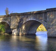 Twin Lakes Railroad Bridge by Jeff VanDyke
