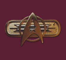 Star Trek: The Wrath of Khan insignia by ianscott76