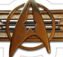 Star Trek: The Wrath of Khan insignia Sticker