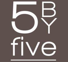 Five by five (Faith) Baby Tee