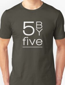 Five by five (Faith) Unisex T-Shirt