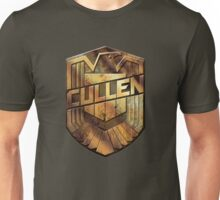 Custom Dredd Badge - Cullen Unisex T-Shirt