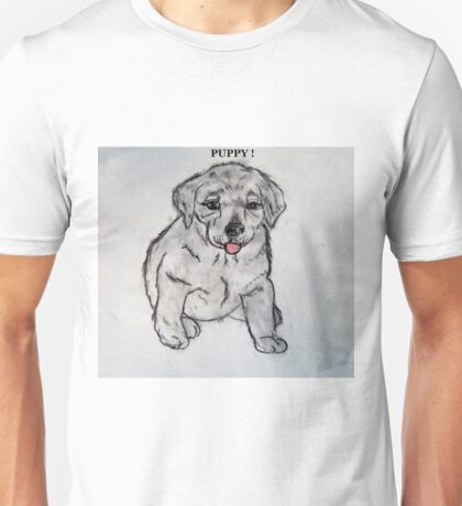 Puppy, Lab, Dog, Animal Unisex T-Shirt