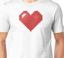 Love Pixel Unisex T-Shirt