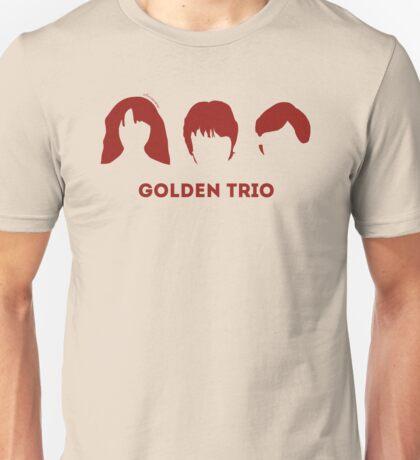 GOLDEN TRIO Unisex T-Shirt