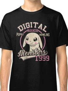 Puppy Howling Classic T-Shirt
