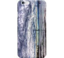 Clouds over the Bridge Panorama iPhone Case/Skin