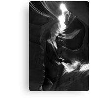 Glimmer Of Light Canvas Print
