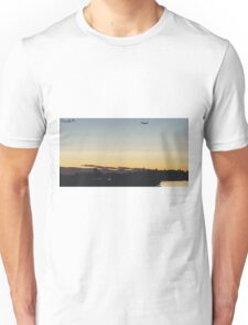 Behind the times... Unisex T-Shirt