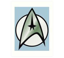 Star Trek Command - The Motion Picture Art Print