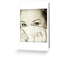 What's Her Story II Greeting Card