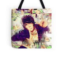 The Glitch Tote Bag