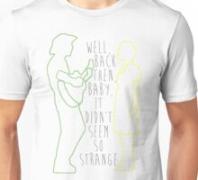 Dearly Departed #2 (Inverted) Unisex T-Shirt