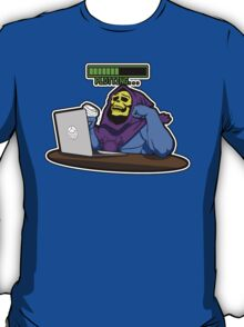 Even Masters of the Universe need java T-Shirt