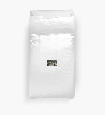 Christianity Comes to Kerala Duvet Cover