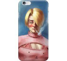 Sanji in Kitty Windows iPhone Case/Skin